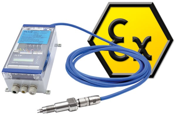 FlowVision ATEX-Strömungsmesser FC01-EX