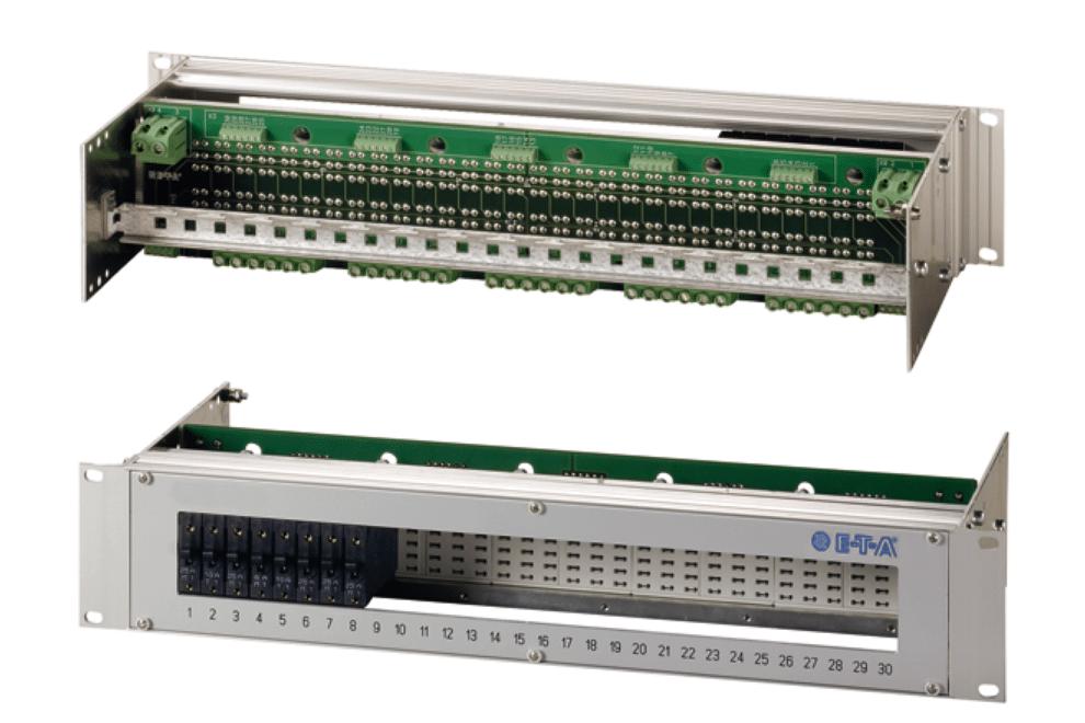 E-T-A Power-D-Box mit Leiterplatte