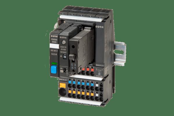 E-T-A Modul 18plus mit ESS30 ESX10 2210