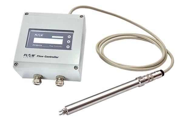 FlowVision Durchflussmesser FC100-CA